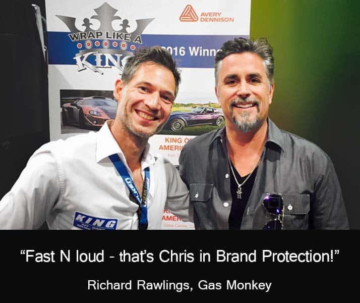 Zierhut IP - Markenanwalt - Richard Rawlings empfiehlt uns