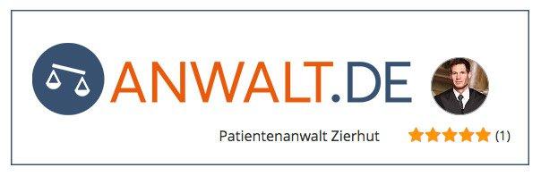 Zierhut Markenanwalt bei Anwalt.de