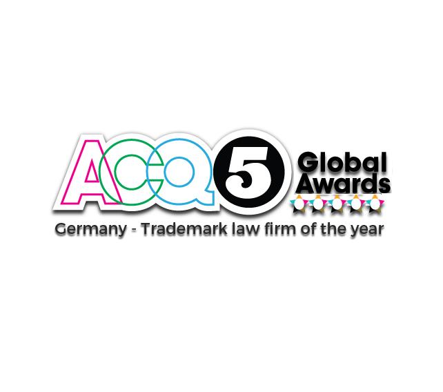 Zierhut IP - Anwalt für Markenrecht in München von ACQ5 ausgezeichnet