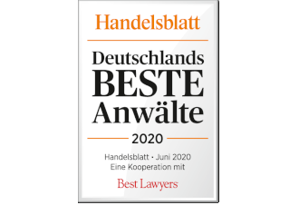 Germanys Best Lawyers Brand Protection